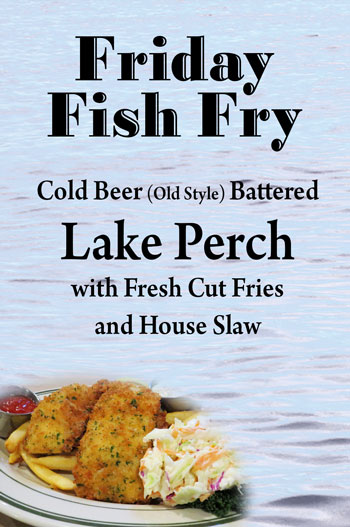 Friday Fish Fry at Gale Street Inn
